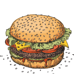 How to cook the ultimate burger?